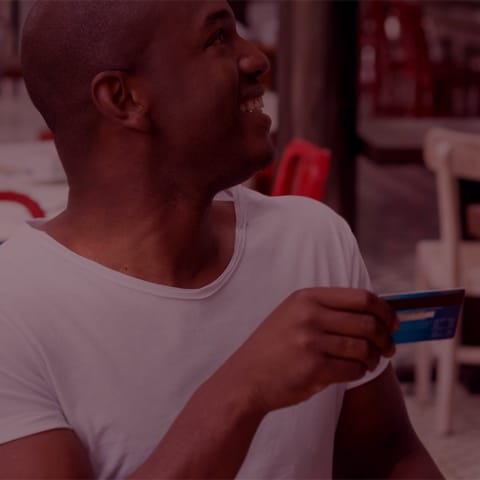 use your card on a point of sale device
